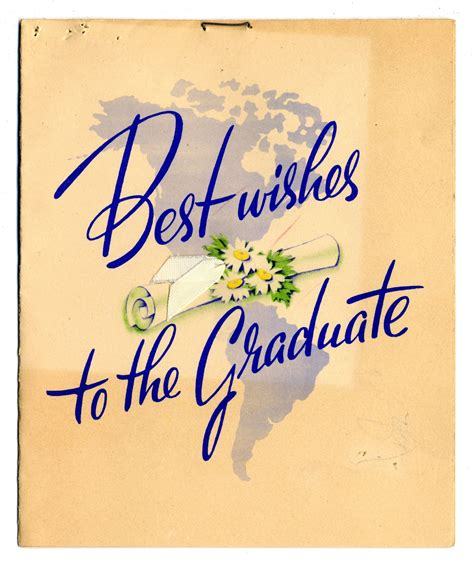 edith hornik beer digital scrapbook graduation card