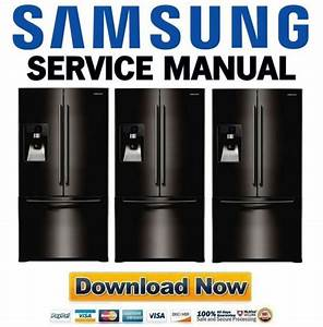 Samsung Rf268abbp Service Manual  U0026 Repair Guide