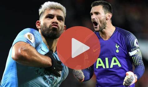 Manchester City vs Tottenham LIVE STREAM - How to watch ...