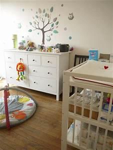 Chambre Fille Petit Espace : chambre de b b 19 jolies photos pour s 39 inspirer c t ~ Premium-room.com Idées de Décoration