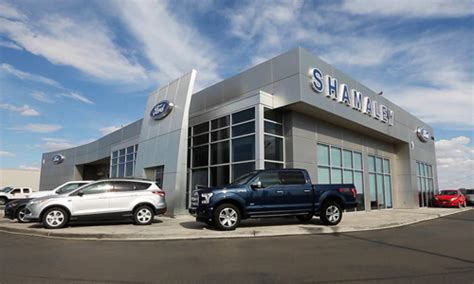 Shamaley Ford by Tpg Results