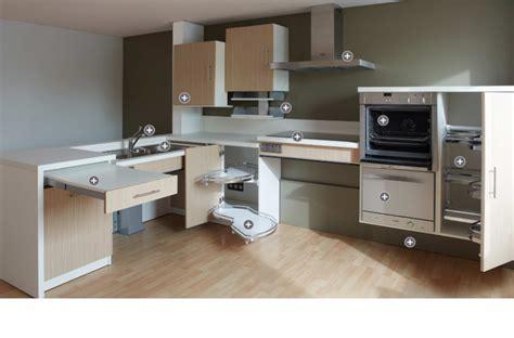 cuisine pmr silver cuisine la cuisine 100 accessible pour pmr en