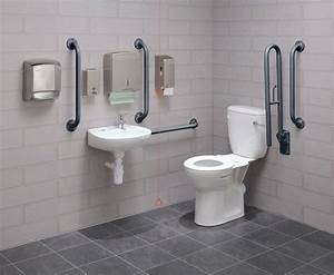 Buy Eco White Close Coupled Disabled Toilet Doc M Pack