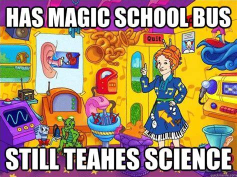 Magic School Bus Memes - image gallery magic school bus meme