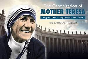 The Eye Newspaper: Mother Teresa Canonized at Vatican City