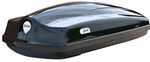 Solde Coffre De Toit : coffre de toit voyager 430l noir 123autos ~ Voncanada.com Idées de Décoration