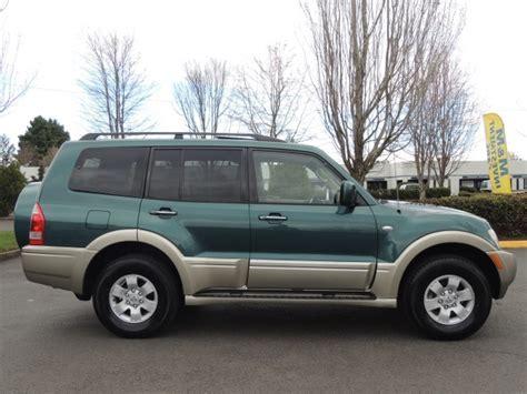 Mitsubishi Montero Limited 2003 by 2003 Mitsubishi Montero Limited 4wd Leather 3rd Seat