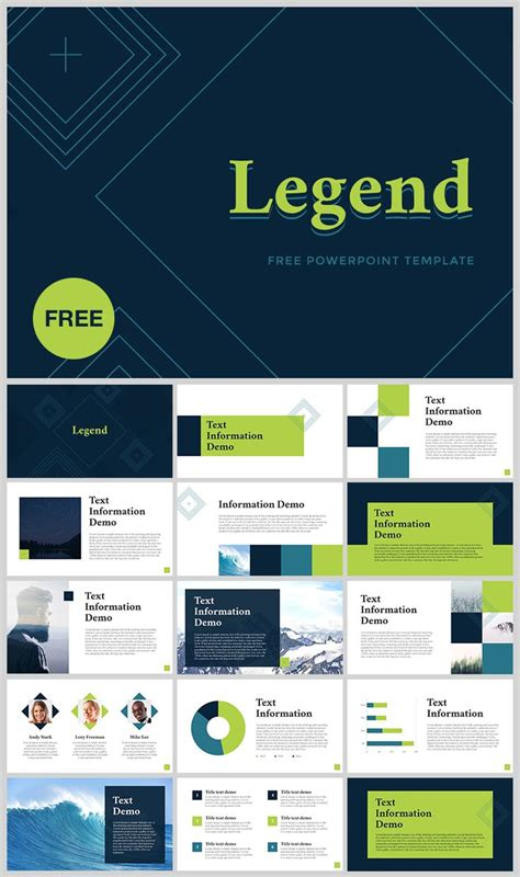 Powerpoint Best Template Design Free Powerpiont 40 Best Free Powerpoint Template Images On