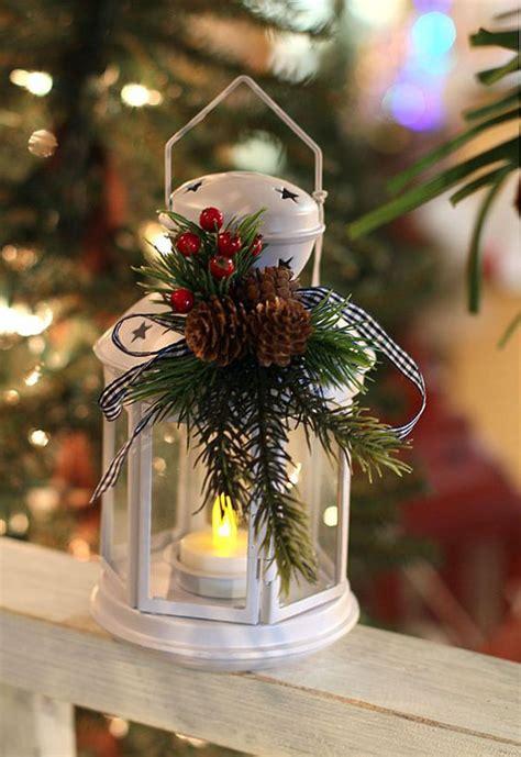 stunning christmas lantern decorations ideas