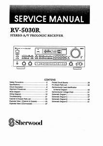 Sherwood Rv-5030r