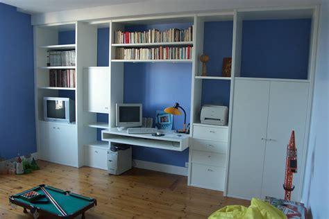 bureau dans chambre aménagement de chambre de garçon à cholet yves clément