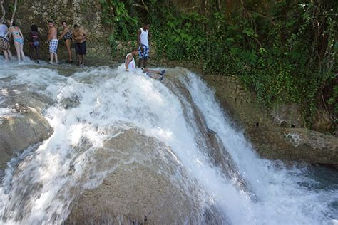 Dunns River Falls Tour In Ocho Rios Jamaica  Things To Do