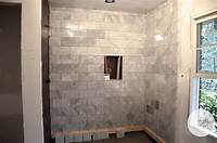 marble tile bathroom Carrara Marble Master Bath Flip House Update