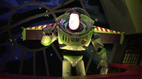 buzz lightyear s space ranger spin ride through at disney s magic kingdom