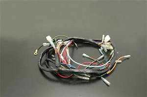 Reproduction Wiring Harness Question