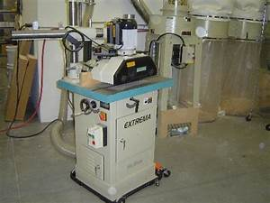 2005 Powermatic 25A Shaper (Fixed Spindle) w/ Power Feeder
