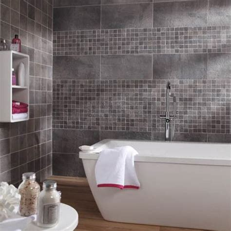 salle de bain papier peint papier peint pour salle de bain leroy merlin