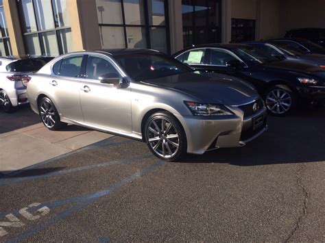 lexus atomic silver just got my 2015 gs350 f sport atomic silver clublexus