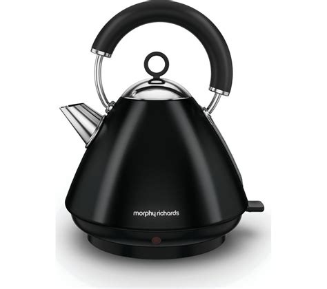 morphy richards kitchen accessories buy morphy richards accents 102030 traditional kettle 7854
