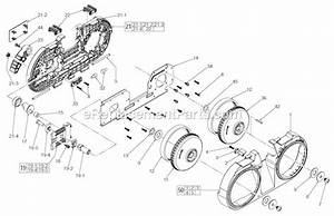Milwaukee 242921xc Parts List And Diagram