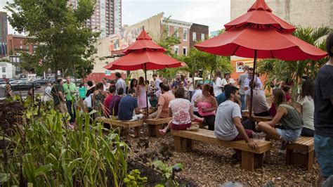 pop up garden gardens in philly a 2017 guide to opening dates and