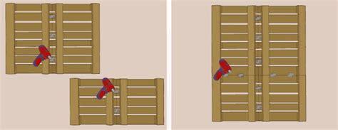 comment faire un lit en palette