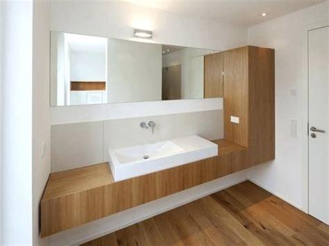Badezimmer Modern Holzoptik by Bad Mit Fliesen Holzoptik Groaformatige Und Mosaik Modern