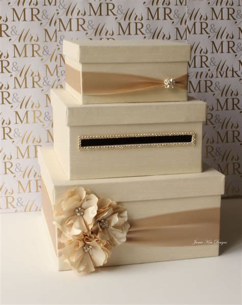 wedding card box money box gift card holder choose