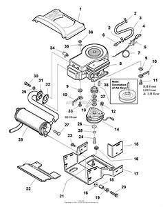 Wiring Diagram  27 Briggs Stratton Engine Parts Diagram
