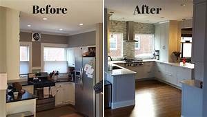 Kitchen Remodel: Before and After – Complete Kitchens & More