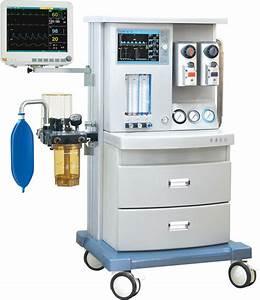 China The Anaesthetic Vaporizer Machine Gas Repiratory
