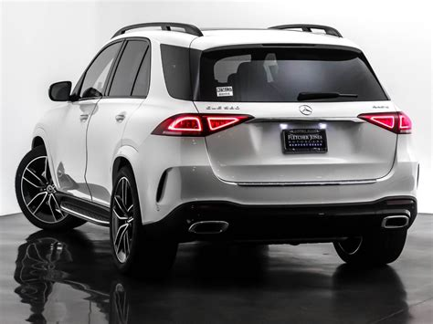 The gle meets bharat stage vi equivalent emission norms. New 2020 Mercedes-Benz GLE GLE 580 SUV in #N156137 | Fletcher Jones Automotive Group