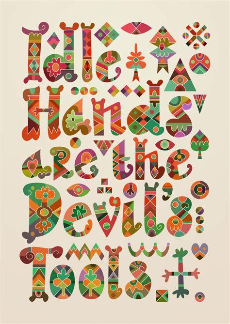 creating imaginative typography with adobe illustrator