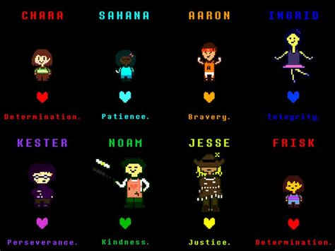 The Eight Humans.