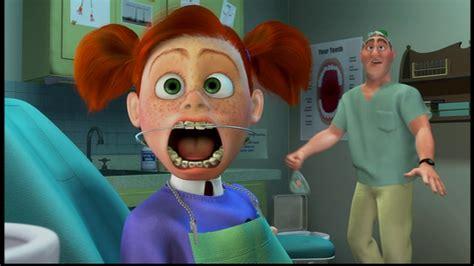 appareil dentaire dans le monde de nemo