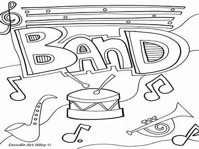 Binder Coloring Pages Science Sheet Subject Printable