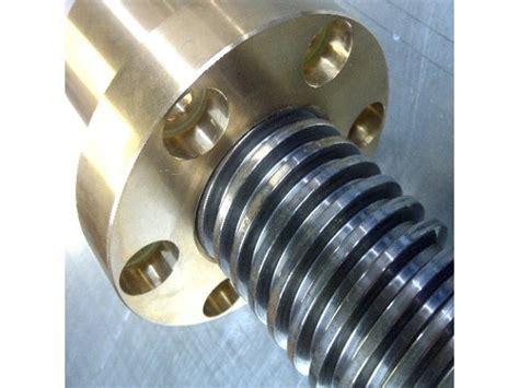 stock lead screws  nuts news abssac