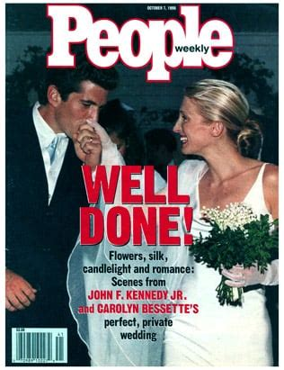 carolyn bessette  john  kennedy jr september