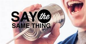 Youth Group Game: Say The Same Thing – Youth Ministry Media