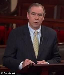 Senator Jeff Merkley Protests Gorsuch In Marathon Speech