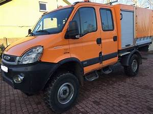 Iveco Daily 4x4 Occasion : iveco daily 55s17 4x4 fire truck from poland for sale at truck1 id 2761055 ~ Medecine-chirurgie-esthetiques.com Avis de Voitures