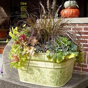 Pflanzen Für Flur : herbst deko vor dem hauseingang einladende akzente ~ Bigdaddyawards.com Haus und Dekorationen