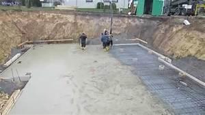 Fundament Und Bodenplatte : plattenfundament bodenplatte betonieren youtube ~ Whattoseeinmadrid.com Haus und Dekorationen