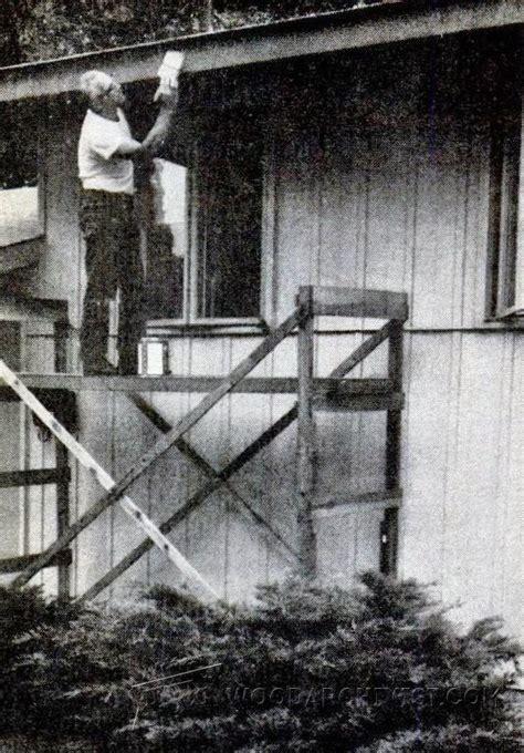 build mobile scaffold woodarchivist