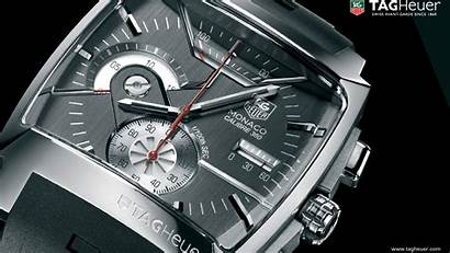 Tag Monaco Heuer Gearhead Watches Timepiece Tardy