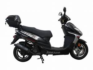 Tao Tao 50cc Evo Gas Scooter Moped