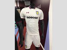 Aston Villa 1718 Third Kit Leaked Footy Headlines