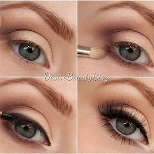 Eyeliner Für Anfänger : desire beauty blog tutorial big bright eyes amu f r anf nger schminken make up kosmetik ~ Frokenaadalensverden.com Haus und Dekorationen