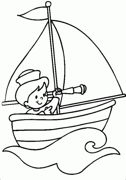Dibujos De Barcos Para Imprimir Y Colorear by Dibujos Para Imprimir Y Colorear Barcos Para Colorear