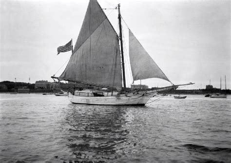 Joshua Slocum Boat by Rediscovered Joshua Slocum Photographs Practical Boat Owner